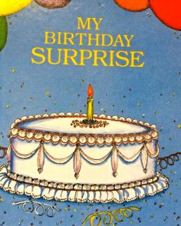 My Birthday Surprise-Personalized Storybooks
