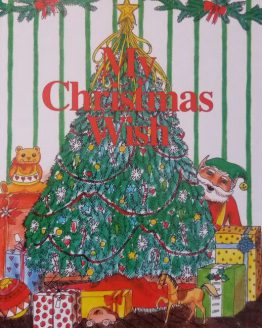 My Christmas Wish Personalized Storybook