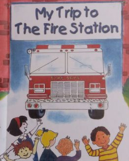 My Trip to the Fire Station-Personalized Storybook