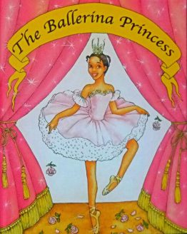 The Ballerina Princess-Personalized Storybooks