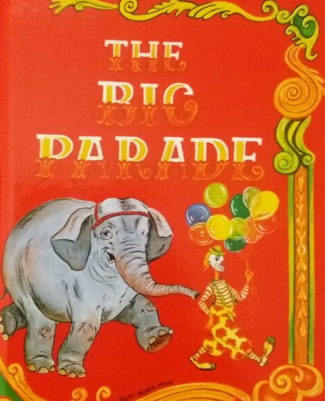 The Big Parade personalized storybook
