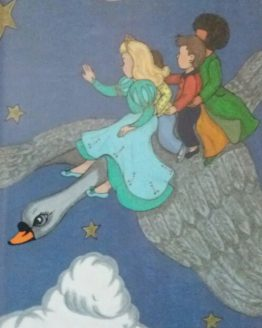 The Silver Swan-Personalized Storybook