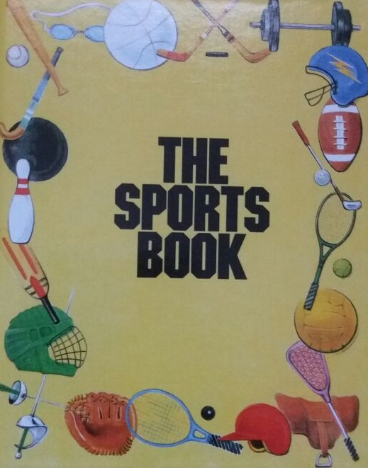 The Sports Book -Personalized Storybooks