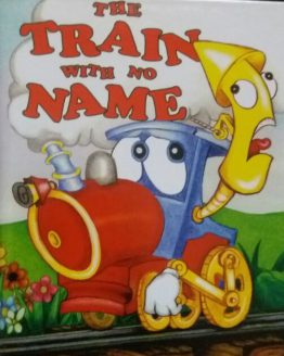 The Train with No Name Personalized Storybook
