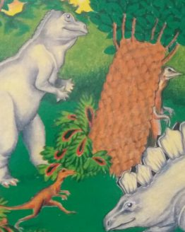 My personalised Storybooks- Dinosaur Adventure