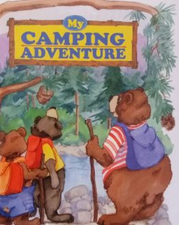 My Personalised storybooks- My Camping Adventure1