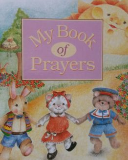 My Personalised Storybooks-My Book of Prayers