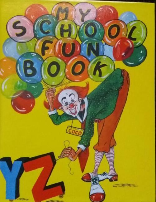 My Personalised Storybooks- My School Fun Book