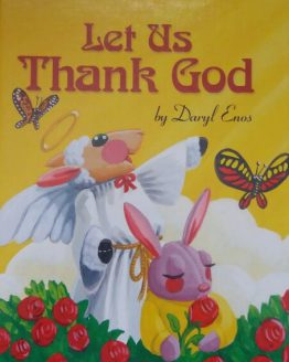 My Personalised Storybooks-Let Us Thank God