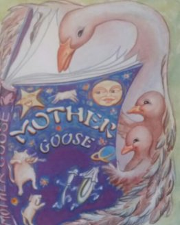 My Personalised storybooks- Mother Goose