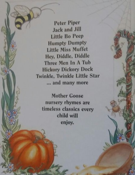 My personalised storybooks-My Book of Prayers back